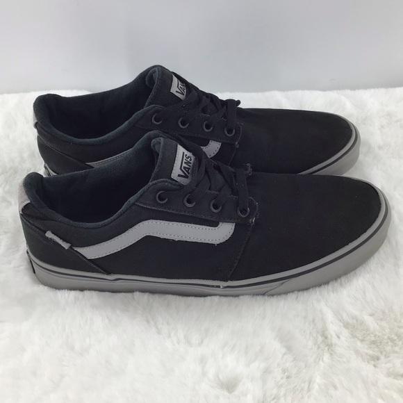 Vans Other - Vans Chapman Stripe Classic Skater Shoes Excellent